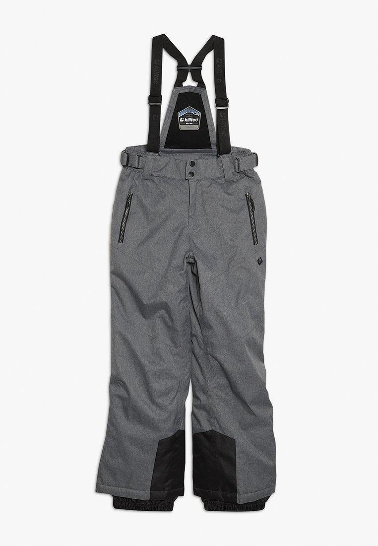 Killtec - NORWIN  - Zimní kalhoty - grau-melange