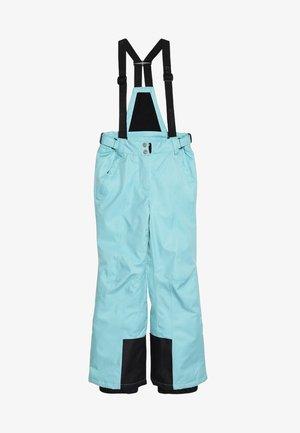 GANDARINA - Zimní kalhoty - hell stahlmint