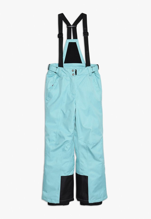 GANDARINA - Snow pants - hell stahlmint