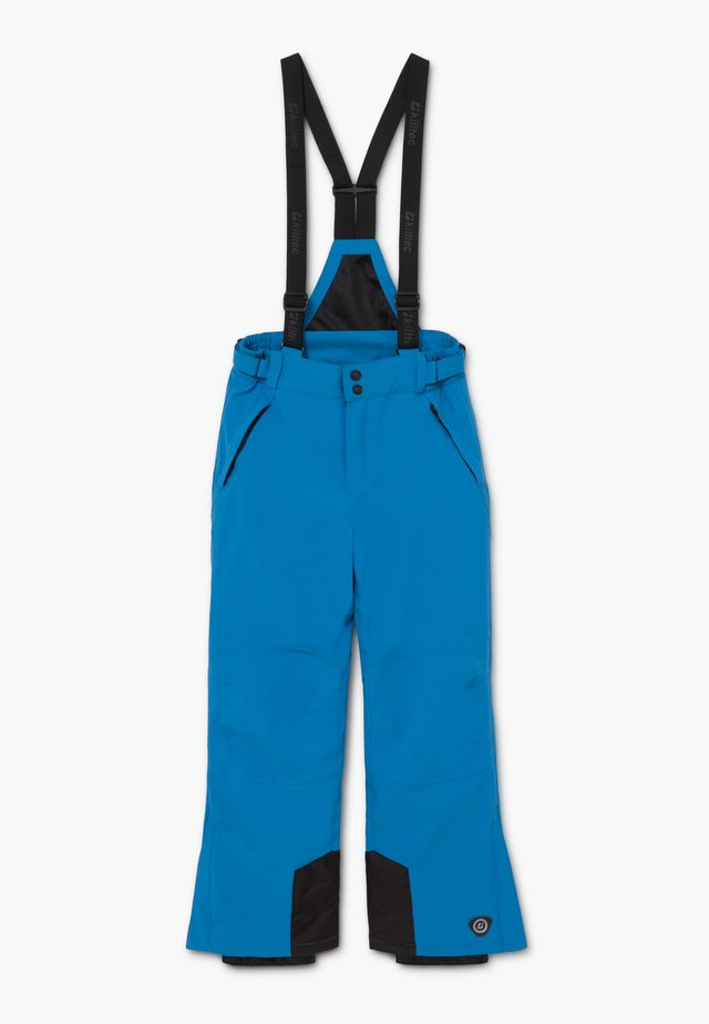 GAUROR - Täckbyxor - blau/schwarz