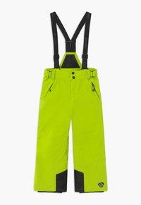 Killtec - GAUROR - Spodnie narciarskie - lime/schwarz - 0