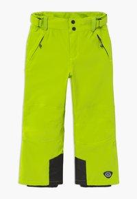 Killtec - GAUROR - Spodnie narciarskie - lime/schwarz - 2