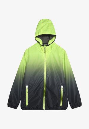 KALIQO  - Vodotěsná bunda - neon gelb