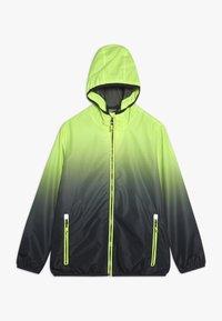 Killtec - KALIQO  - Regnjakke / vandafvisende jakker - neon gelb - 0