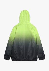 Killtec - KALIQO  - Regnjakke / vandafvisende jakker - neon gelb - 1