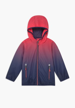 KAIRA - Waterproof jacket - erdbeere