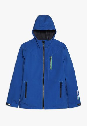KADARO - Softshelljacke - royal