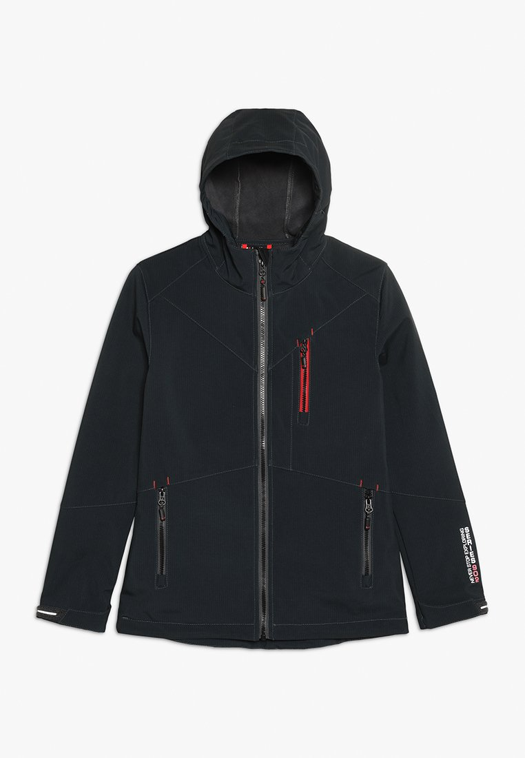 Killtec - KADARO - Softshellová bunda - schwarz