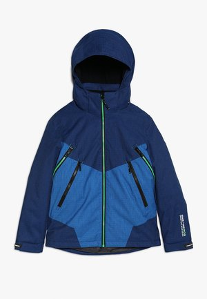 TALARO COLOURBLOCK  - Ski jacket - dunkelblau