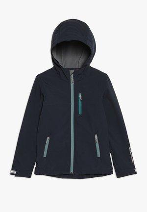 KADIE - Soft shell jacket - dunkelnavy