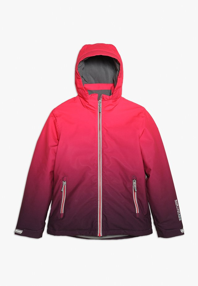 GRENDA - Ski jacket - pink