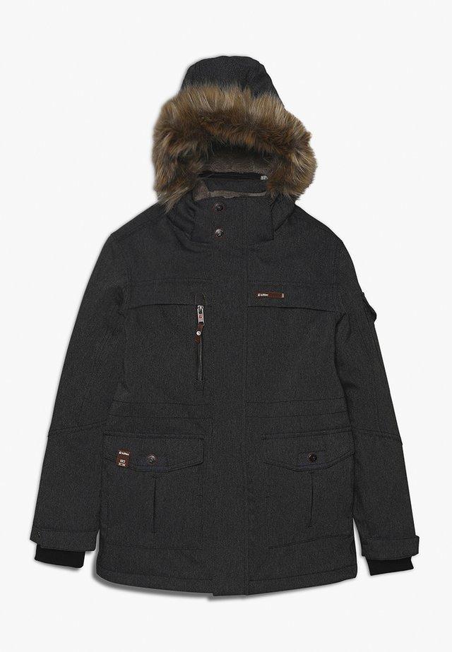 KAAPO - Outdoor jacket - denim anthrazit