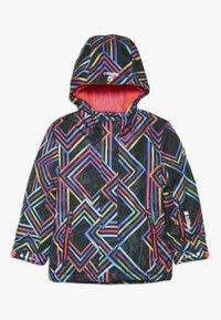 Killtec - GIZELA ALLOVER  - Ski jacket - schwarz - 0