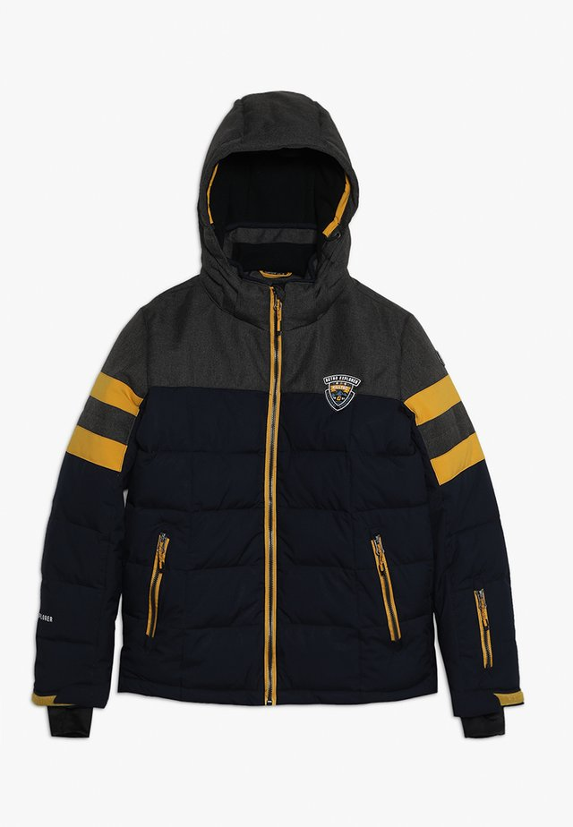 KNOX  - Ski jacket - dunkelnavy