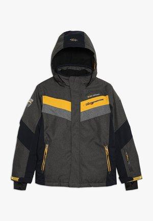 TANER  - Ski jacket - anthrazit melange