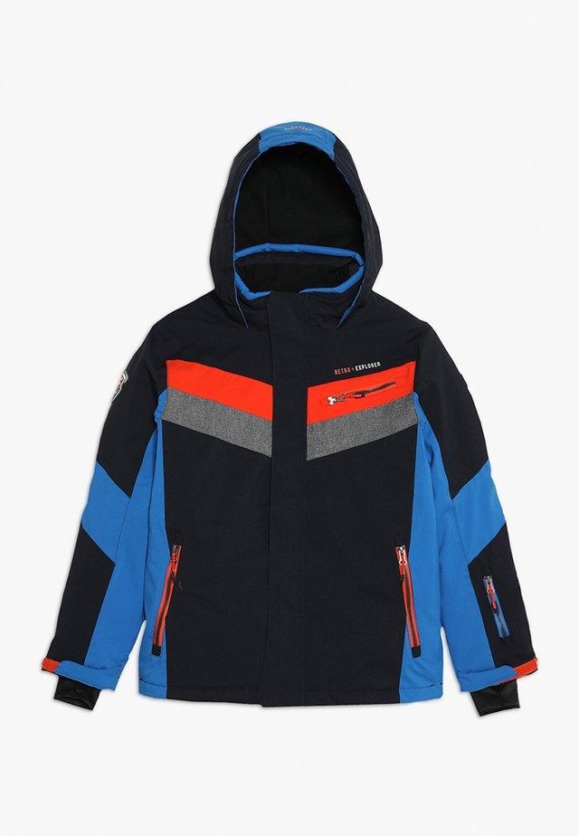 TANER  - Ski jacket - dark navy