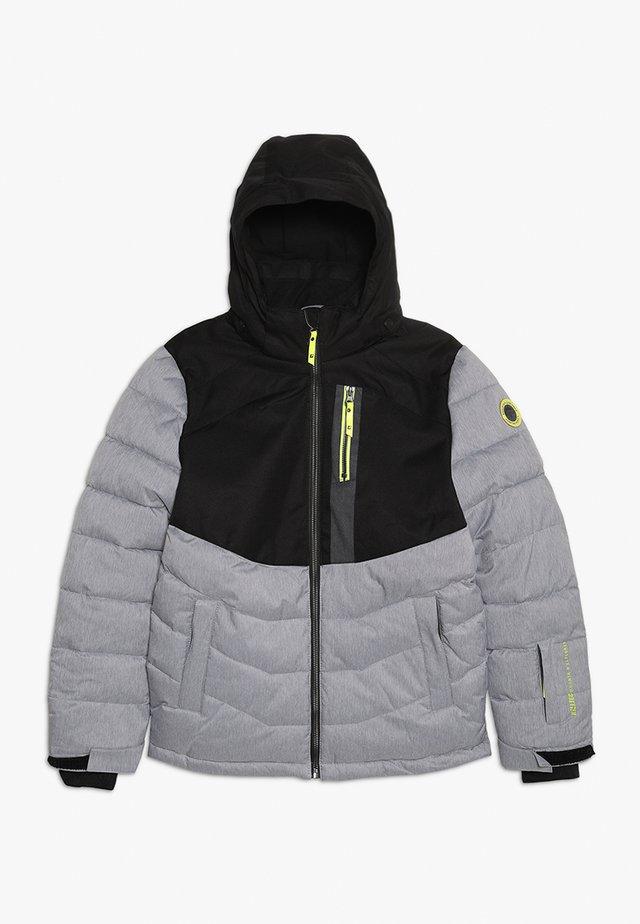 ELOI - Ski jacket - hellgrau melange