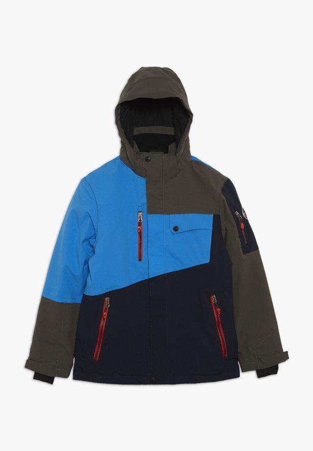 SAHMY - Ski jas - blau
