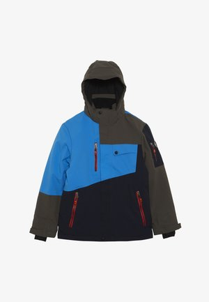 SAHMY - Laskettelutakki - blau