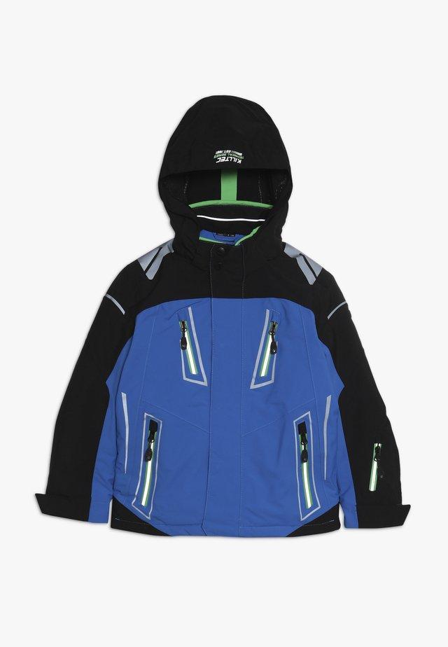 STEFAN - Ski jas - blau