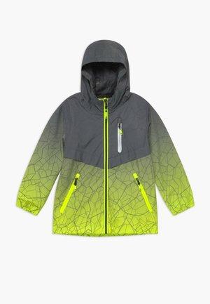 DAYLO COLOURBLOCK - Outdoor jacket - anthrazit