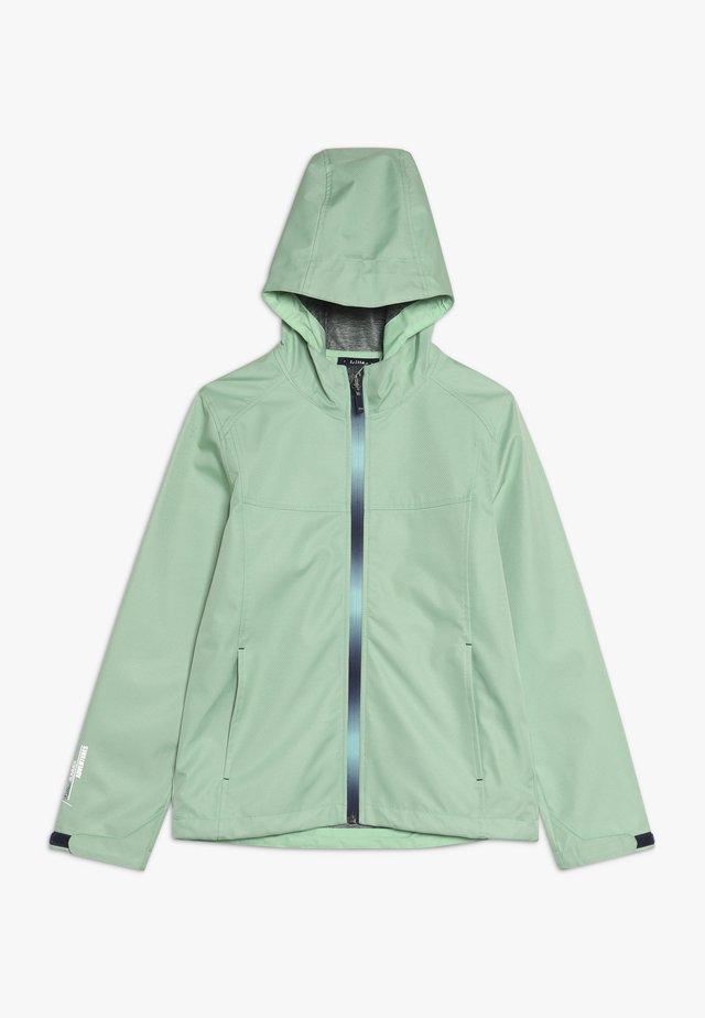 TANESHA - Softshell jakker - hellgrün