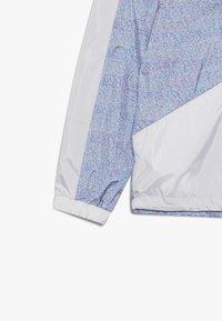 Killtec - MAELEE - Regnjakke / vandafvisende jakker - turquoise/grey/white - 3