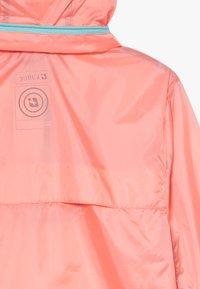 Killtec - CAIETA  - Veste coupe-vent - coral pink - 5