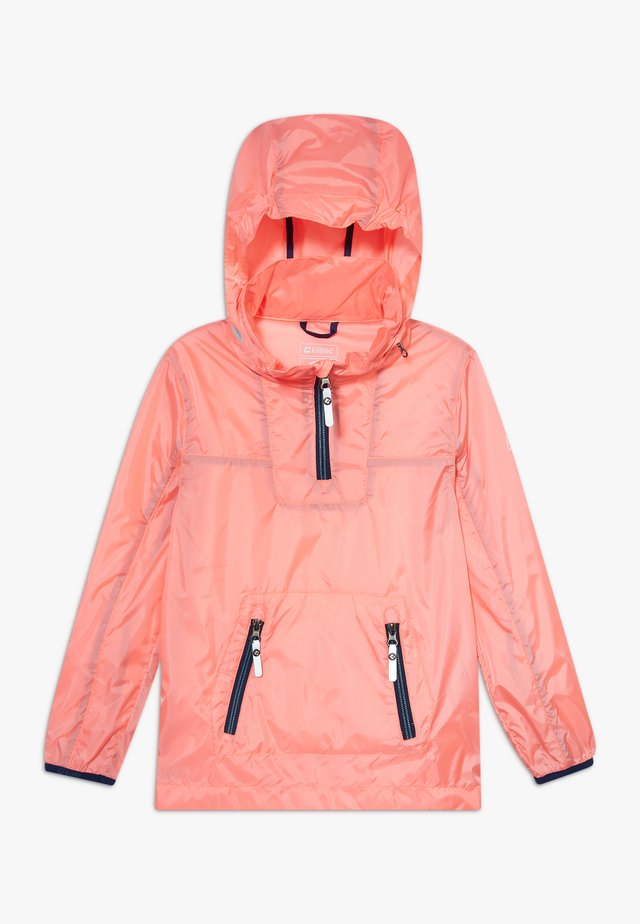 CAIETA  - Windjack - coral pink