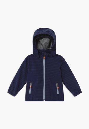 LANEY MINI - Hardshellová bunda - dunkelblau