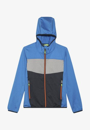 BARRICO COLOURBLOCK - Veste de survêtement - azur