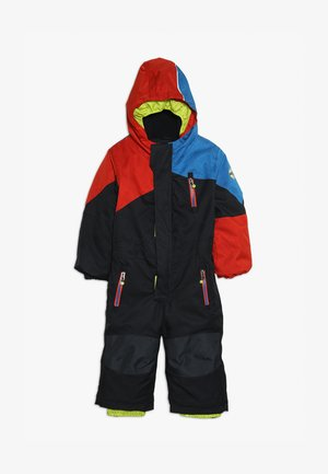 KESLEY MINI - Snowsuit - dunkelnavy
