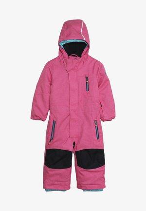MIKA MINI - Snowsuit - neon pink
