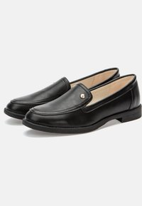 Keddo - Loaferit/pistokkaat - black - 3