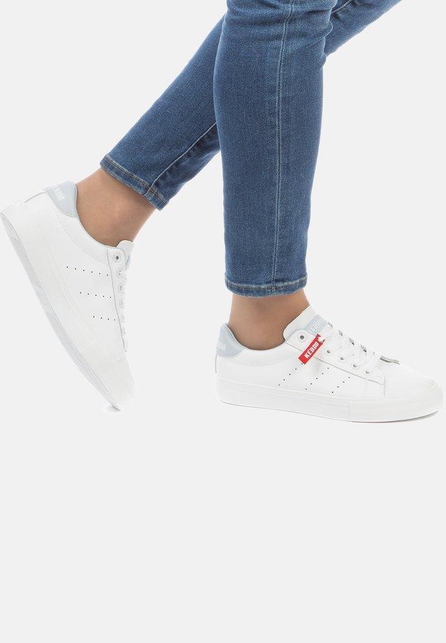 SNEAKER - Sneakers laag - weiß/lila
