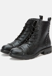 Keddo - Lace-up ankle boots - black - 3
