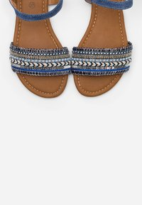 Kaporal - RACHELLE - Sandales - bleu jeans - 5