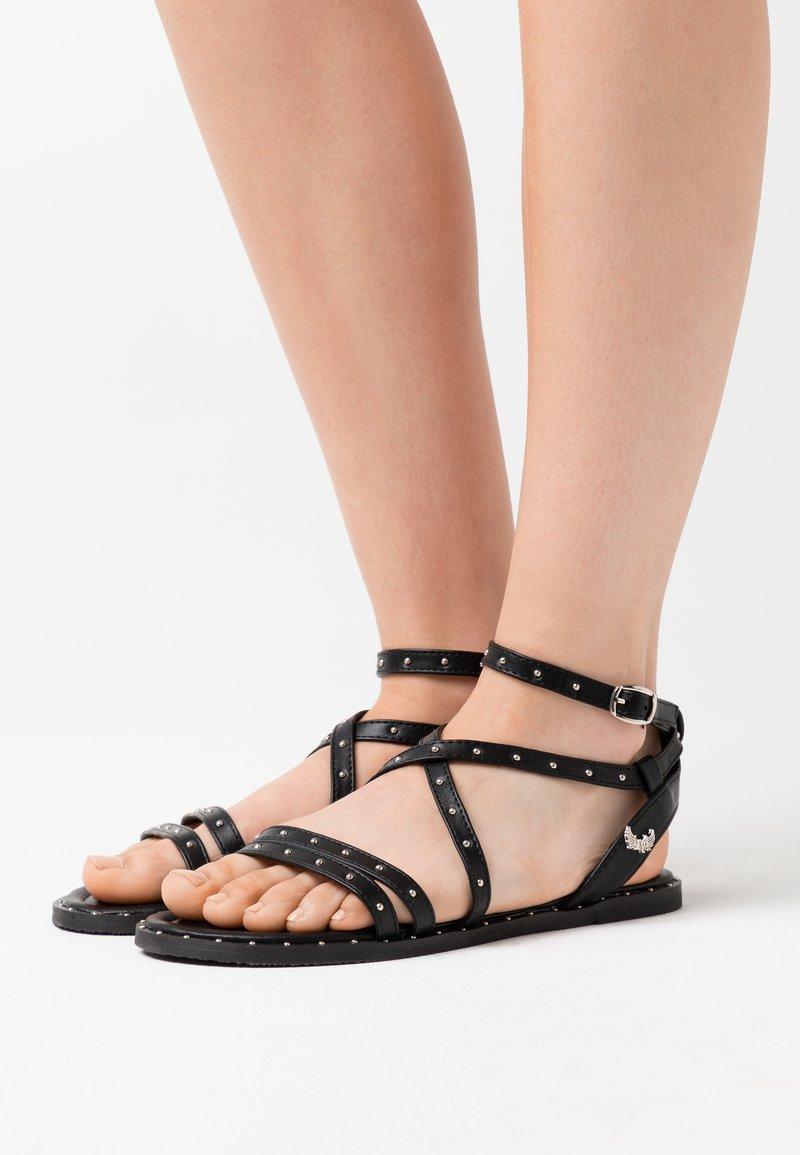 Kaporal - SUZY - Sandales - noir