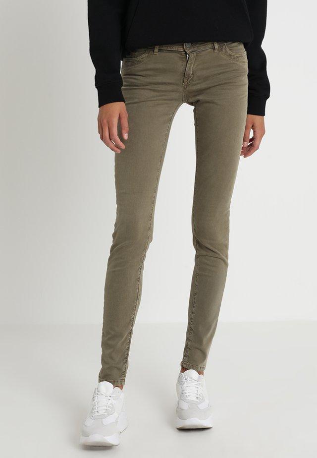 SLOOP - Kalhoty - khaki