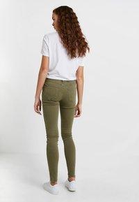Kaporal - POWER - Pantalon classique - khaki - 2