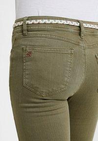 Kaporal - POWER - Pantalon classique - khaki - 3