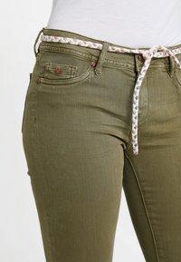 Kaporal - POWER - Pantalon classique - khaki - 5