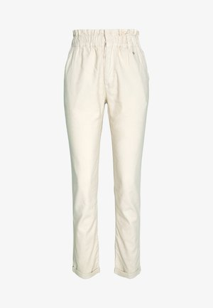 BAZAK - Pantalones - craie