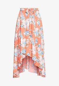 Kaporal - BALI - Áčková sukně - corail - 4