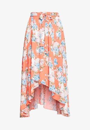 BALI - A-line skirt - corail