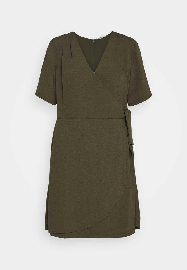 SODA - Day dress - khaki