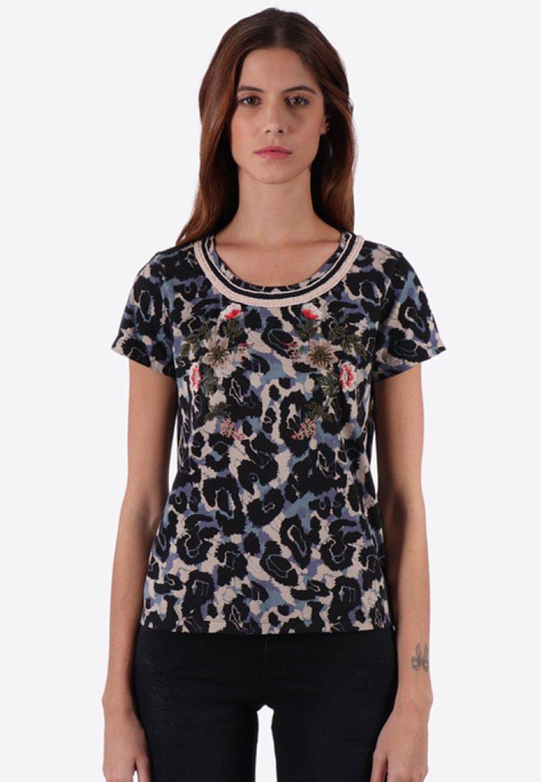 Kaporal - Print T-shirt - multi-coloured