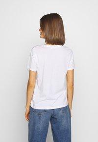 Kaporal - BLAM - T-shirt imprimé - white - 2