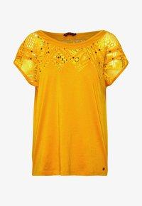 Kaporal - ANAIS - T-shirt imprimé - curry - 3