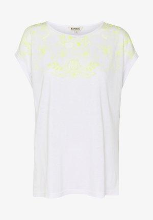 AGHA - T-shirt imprimé - optwhi